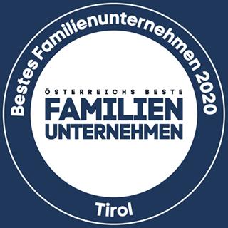 Siegel Bestes Familienunternehmen 2020