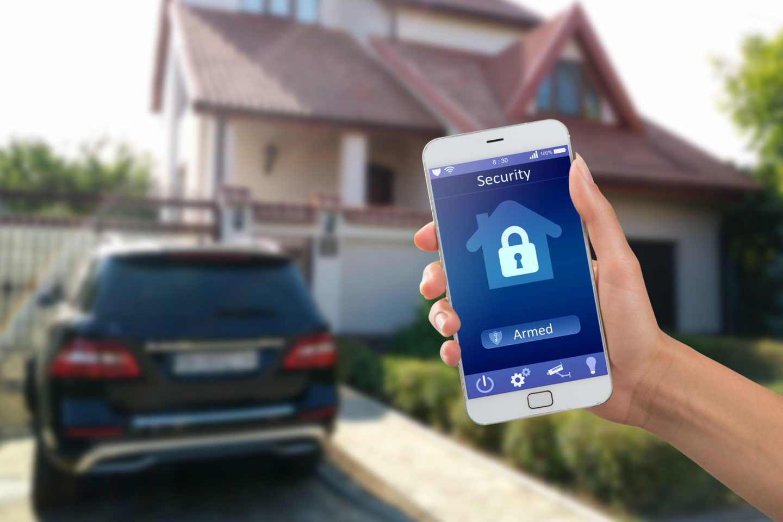 App Haus Sicherheit
