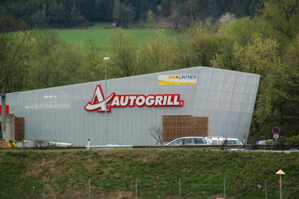 Autobahnstaette Autogrill Weer