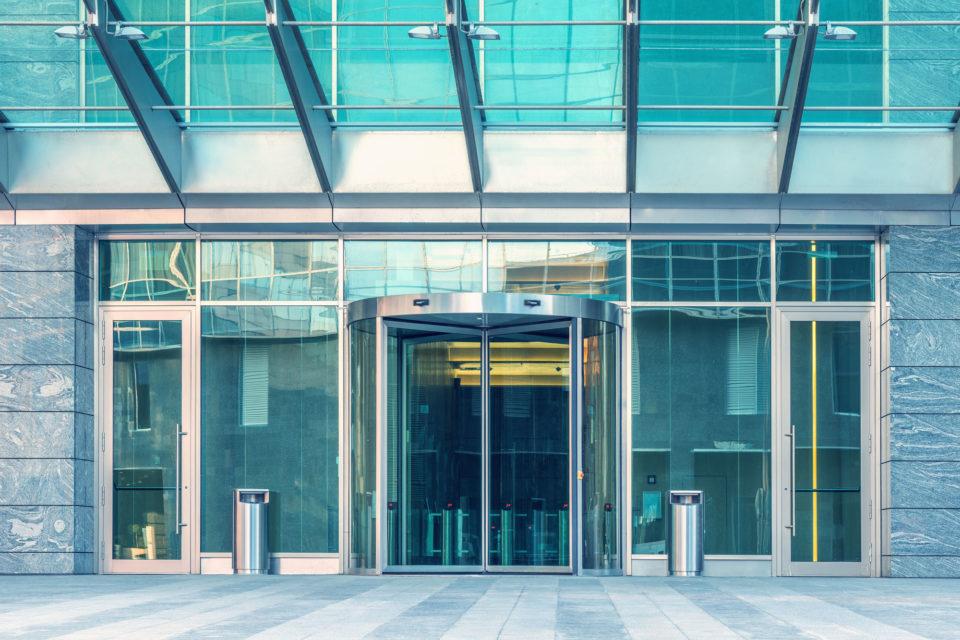 Eingang Rondell