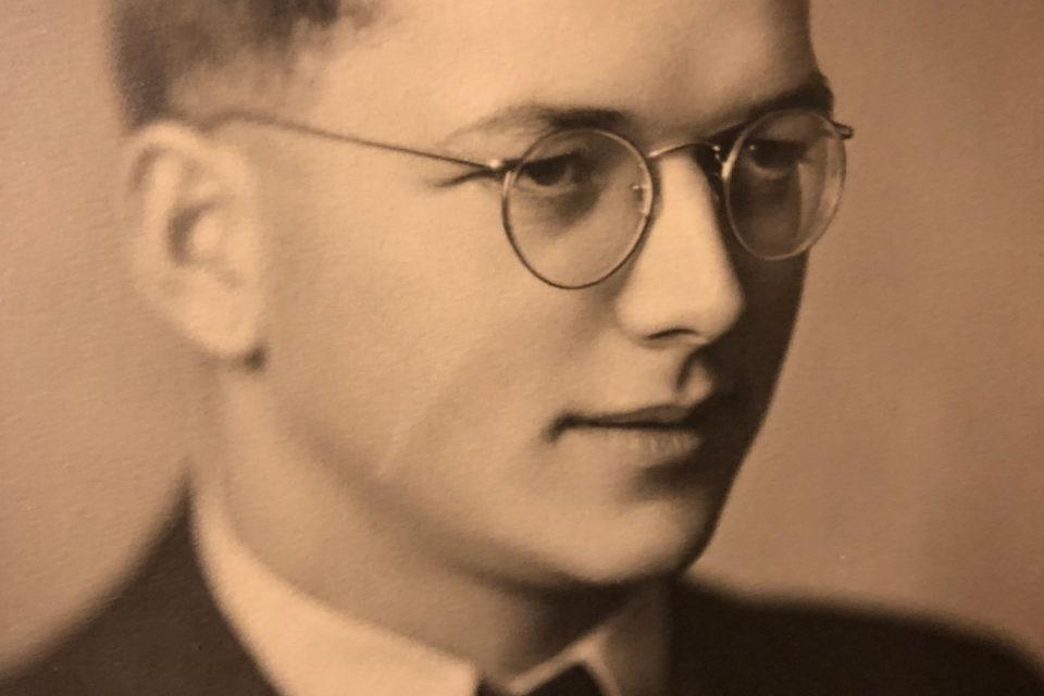Johann Lintner Junior 1943