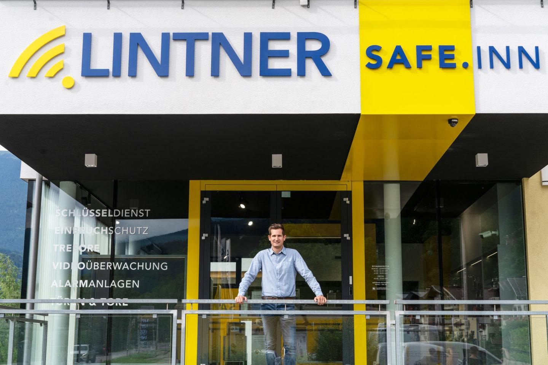 Markus Lintner SafeInn Front