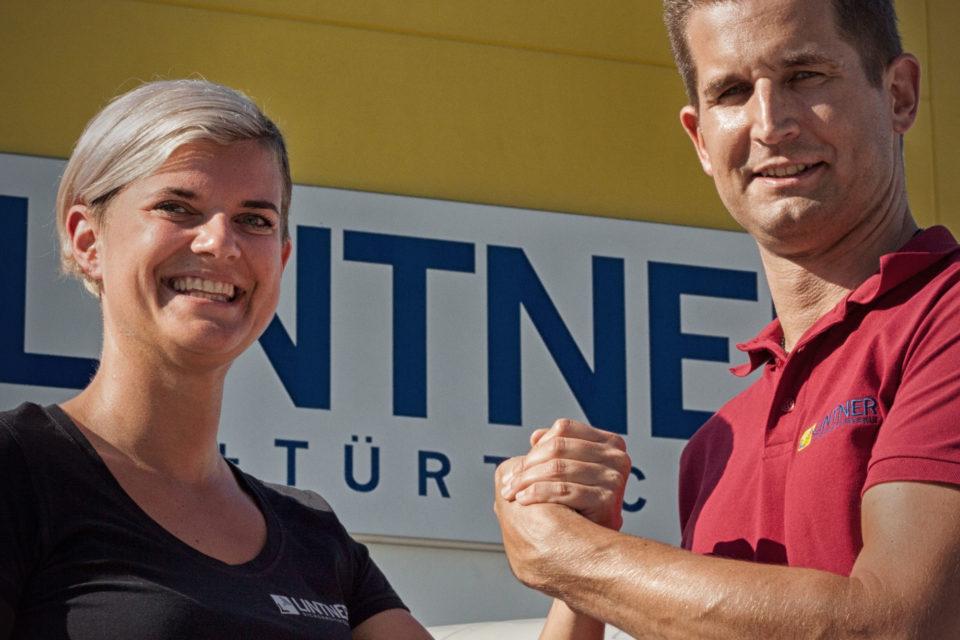 Sarah und Markus Lintner